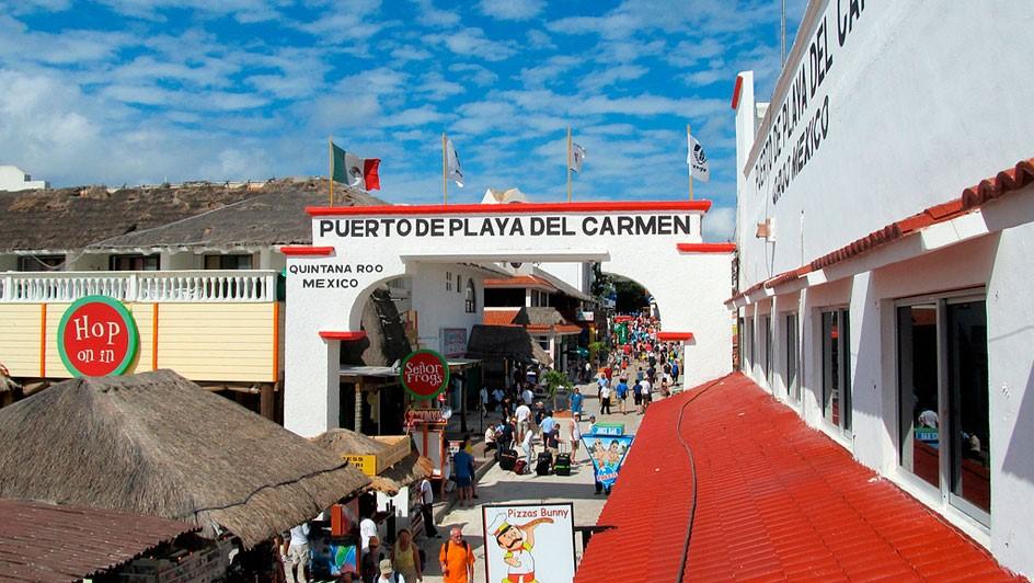 cancún méxico-Playa-del-Carmen