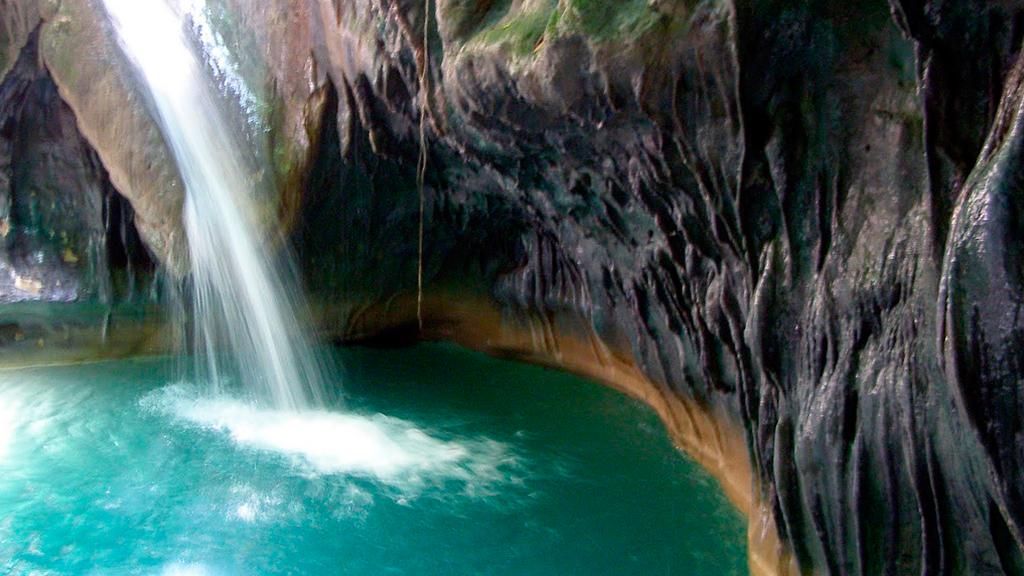 cueva de las maravillas, República Dominicana